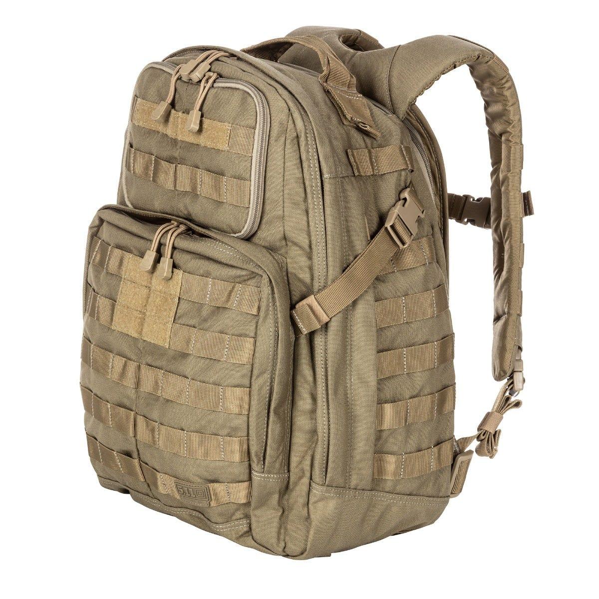 5.11 Tactical RUSH24 Backpack 37L (Khaki/Tan)