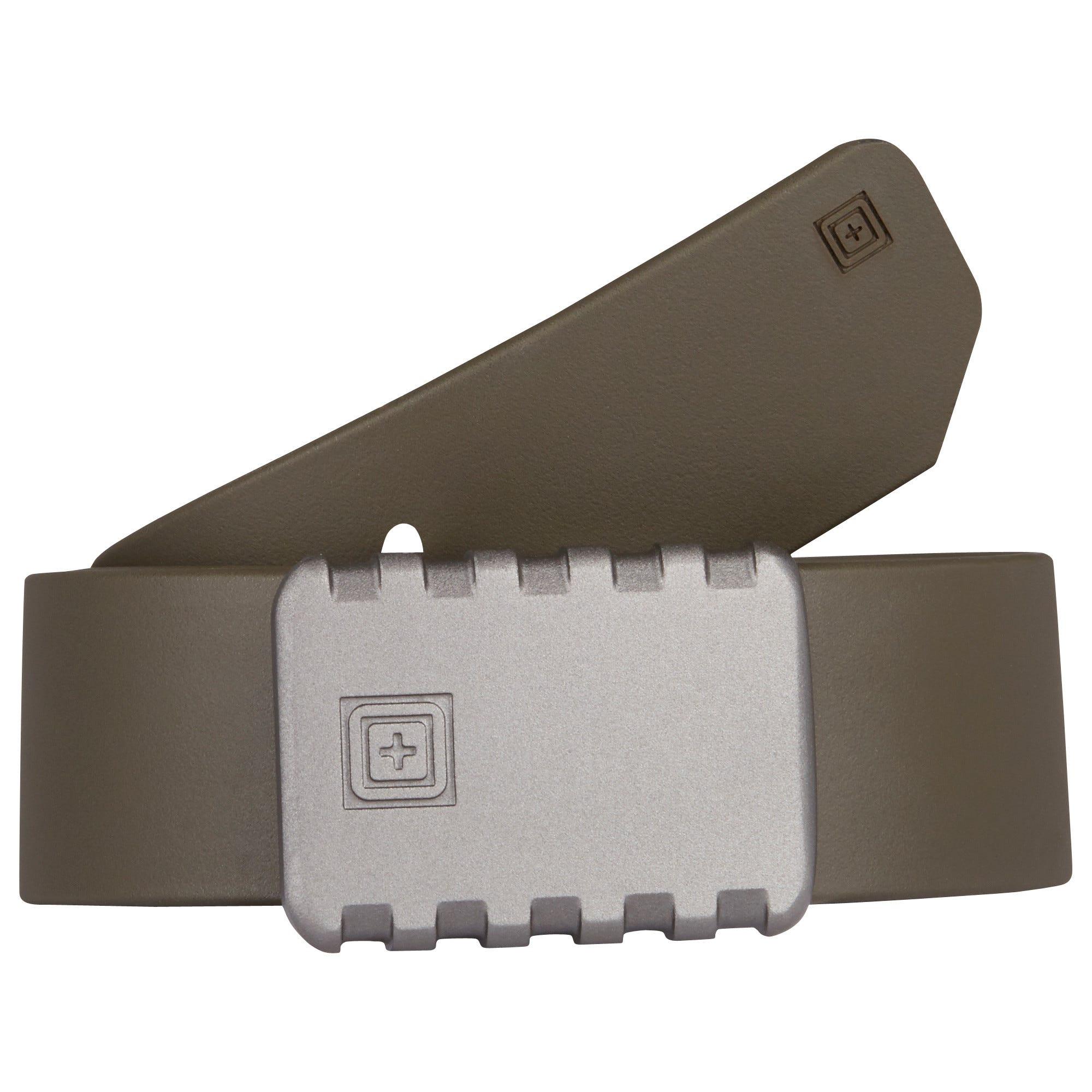 5.11 Tactical Men 1.5 Apex T-Rail Belt (Green)