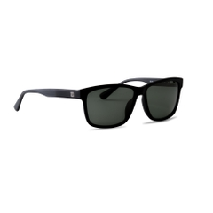Daybreaker Matte Black Polarized Sunglasses