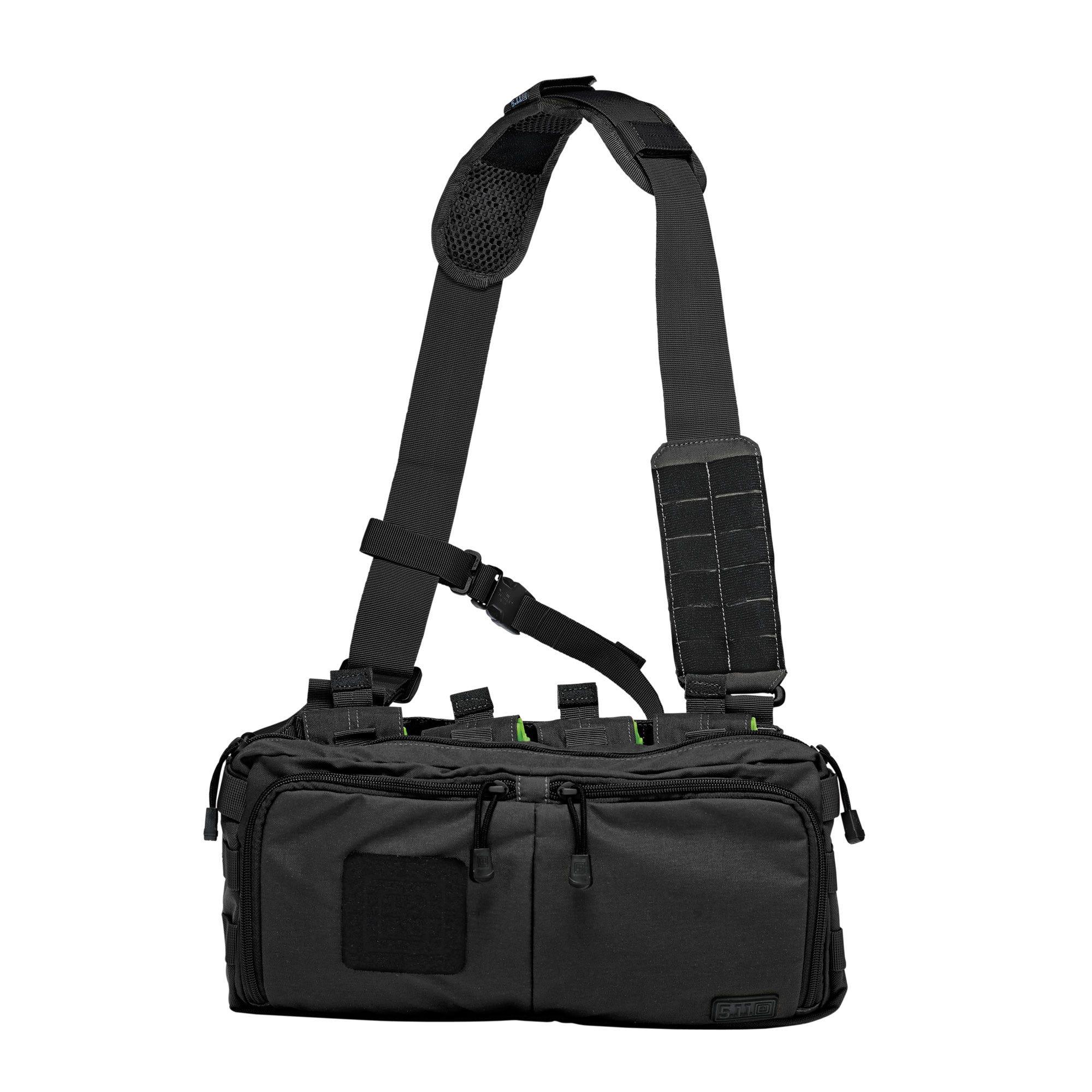 5.11 Tactical 4-Banger Bag (Black) thumbnail