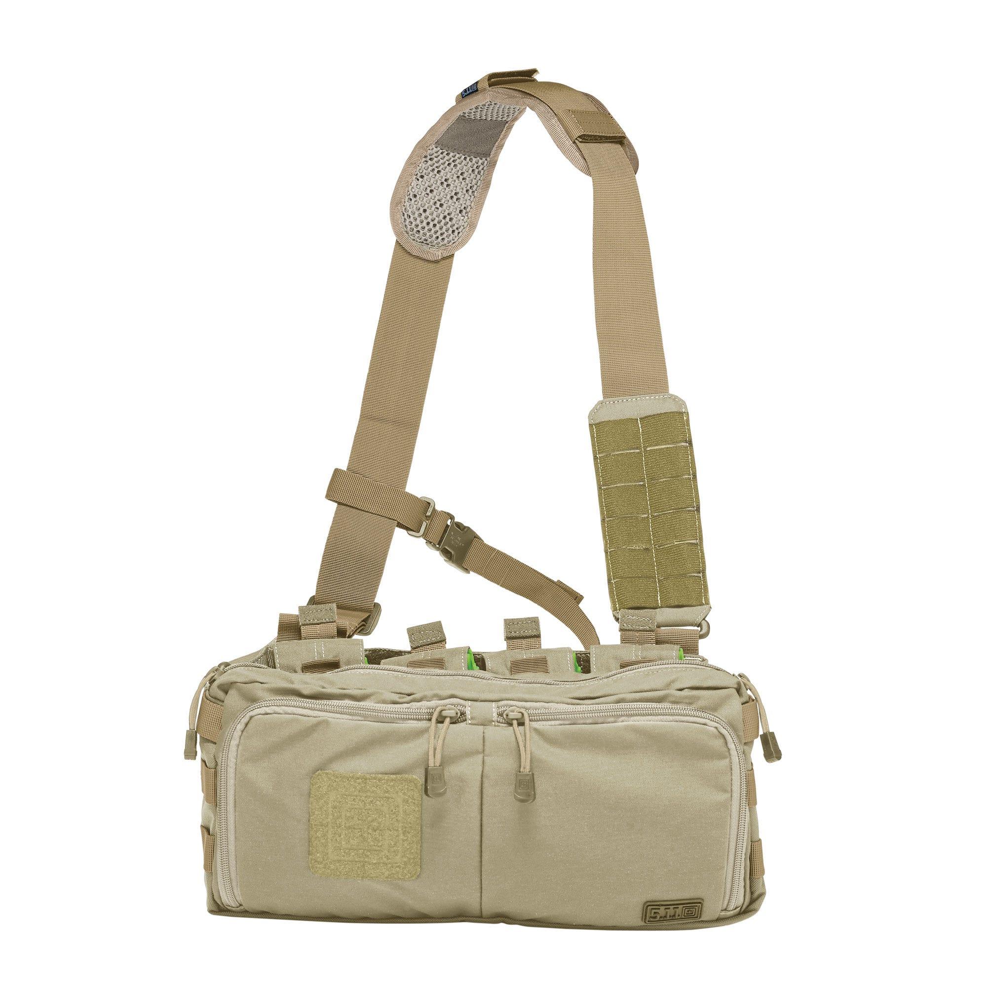 5.11 Tactical 4-Banger Bag (Khaki/Tan), Size 1 SZ (CCW Concealed Carry) thumbnail