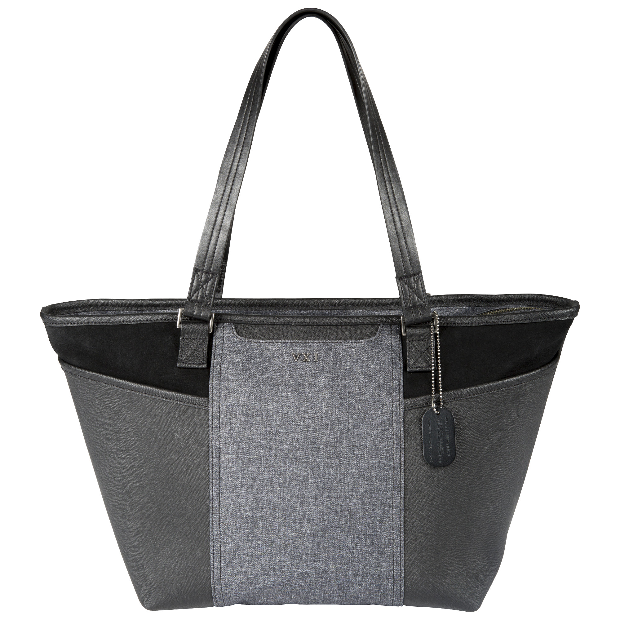5.11 Tactical Women's Leather Lucy Tote (Black) thumbnail