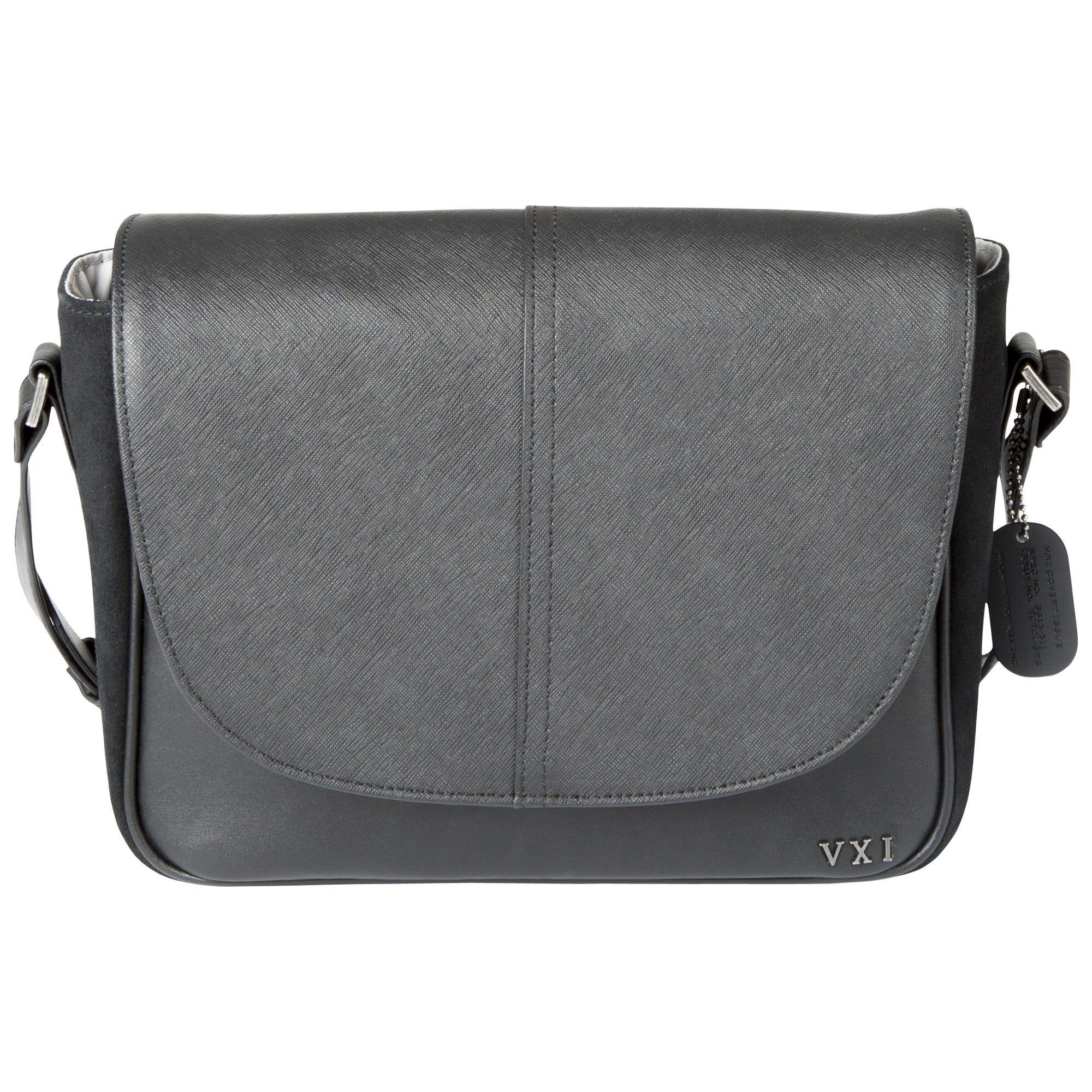5.11 Tactical Women's Charlotte Leather Crossbody Bag (Black)