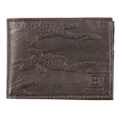 Wheeler Leather Bifold