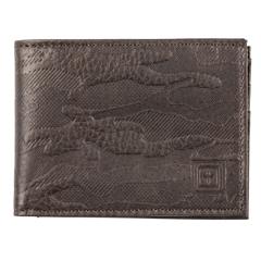 Wheeler Leather Bifold