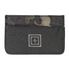 Camo Card Wallet
