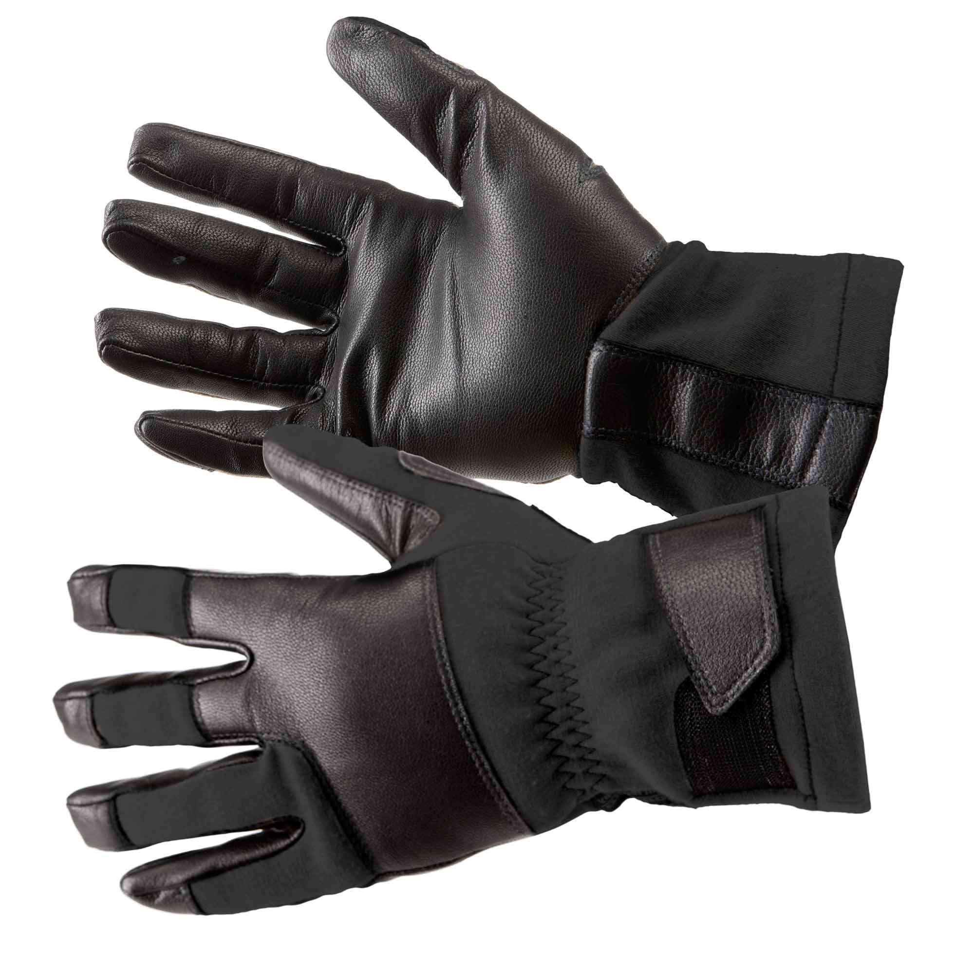 5.11 Tactical Men's Tac NFOE2 Flight Glove (Black)