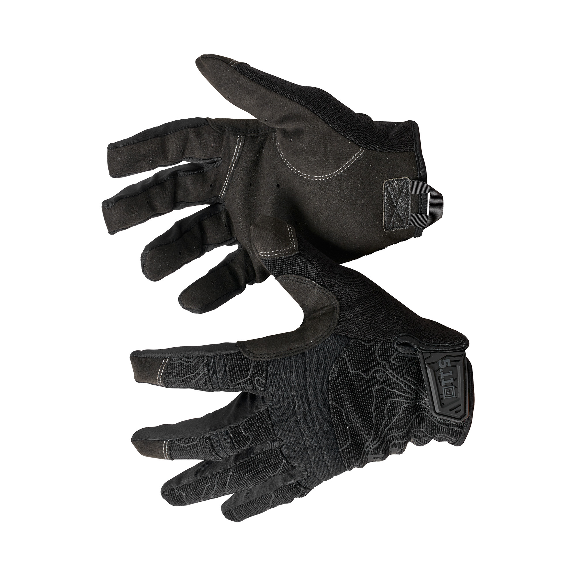 5.11 Tactical Men's Competition Shooting Glove (Black) thumbnail