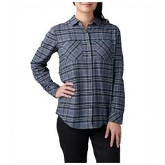 Ruth Flannel Long Sleeve Shirt