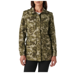 Womens Surplus Camo Jacket