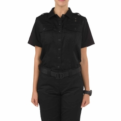 Women's Twill PDU® Class A Short Sleeve Shirt
