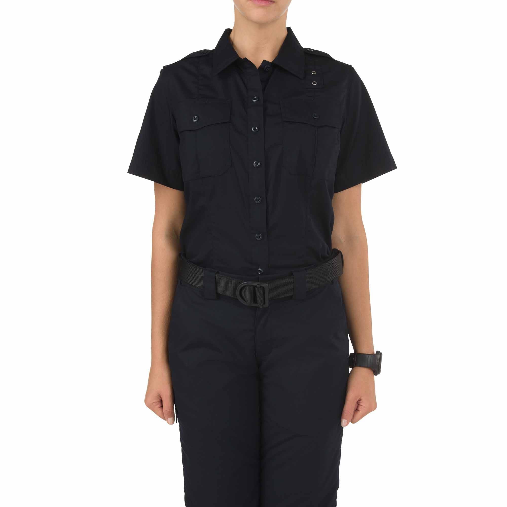 image of Women's TACLITE® PDU® Class-A Short Sleeve Shirt with sku: