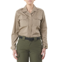 CDCR Women's Long Sleeve Duty Shirt