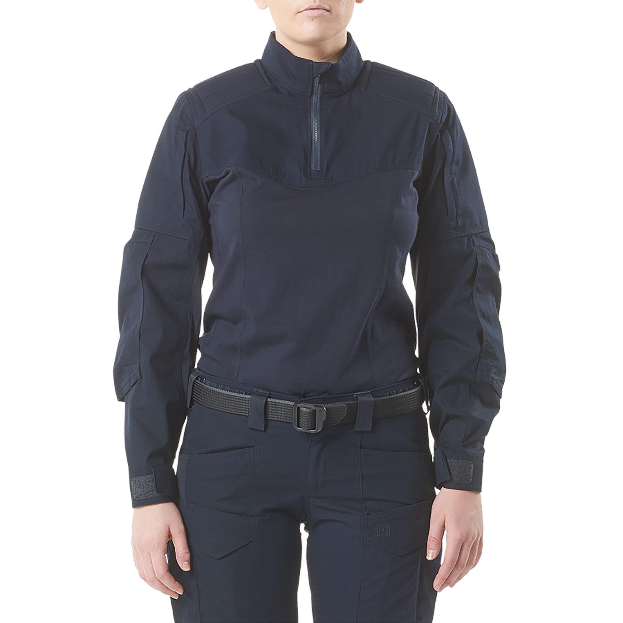 5.11 Tactical Women's XPRT Rapid Shirt (Blue)