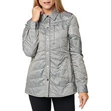 Womens Peninsula Insulator Shirt Jacket