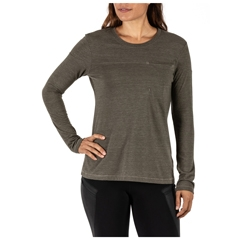 Brooklyn Tri-Blend Long Sleeve Tee