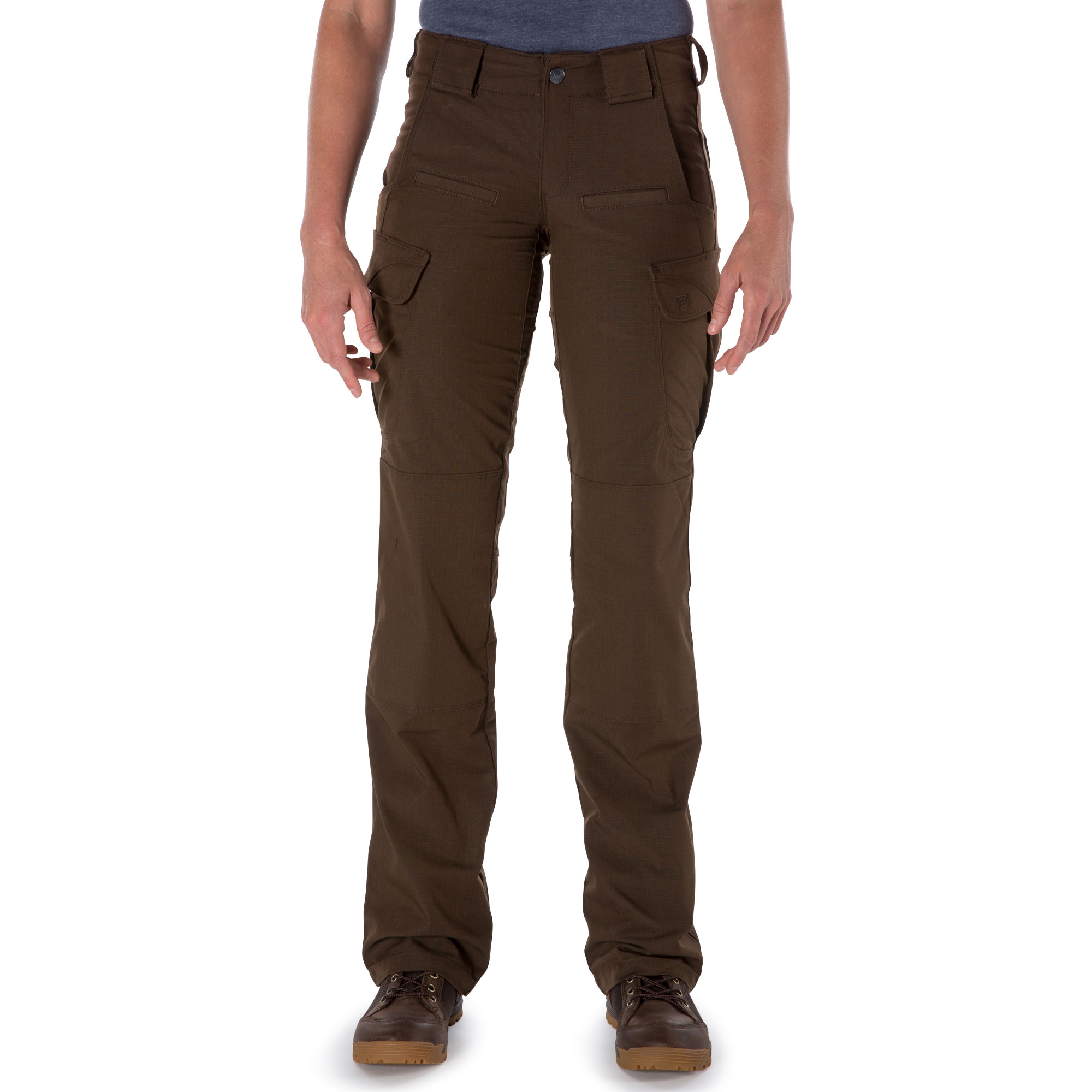 Women's 5.11 Stryke Women's Pant from 5.11 Tactical (Brown), Size 2/R (Cargo Pant)