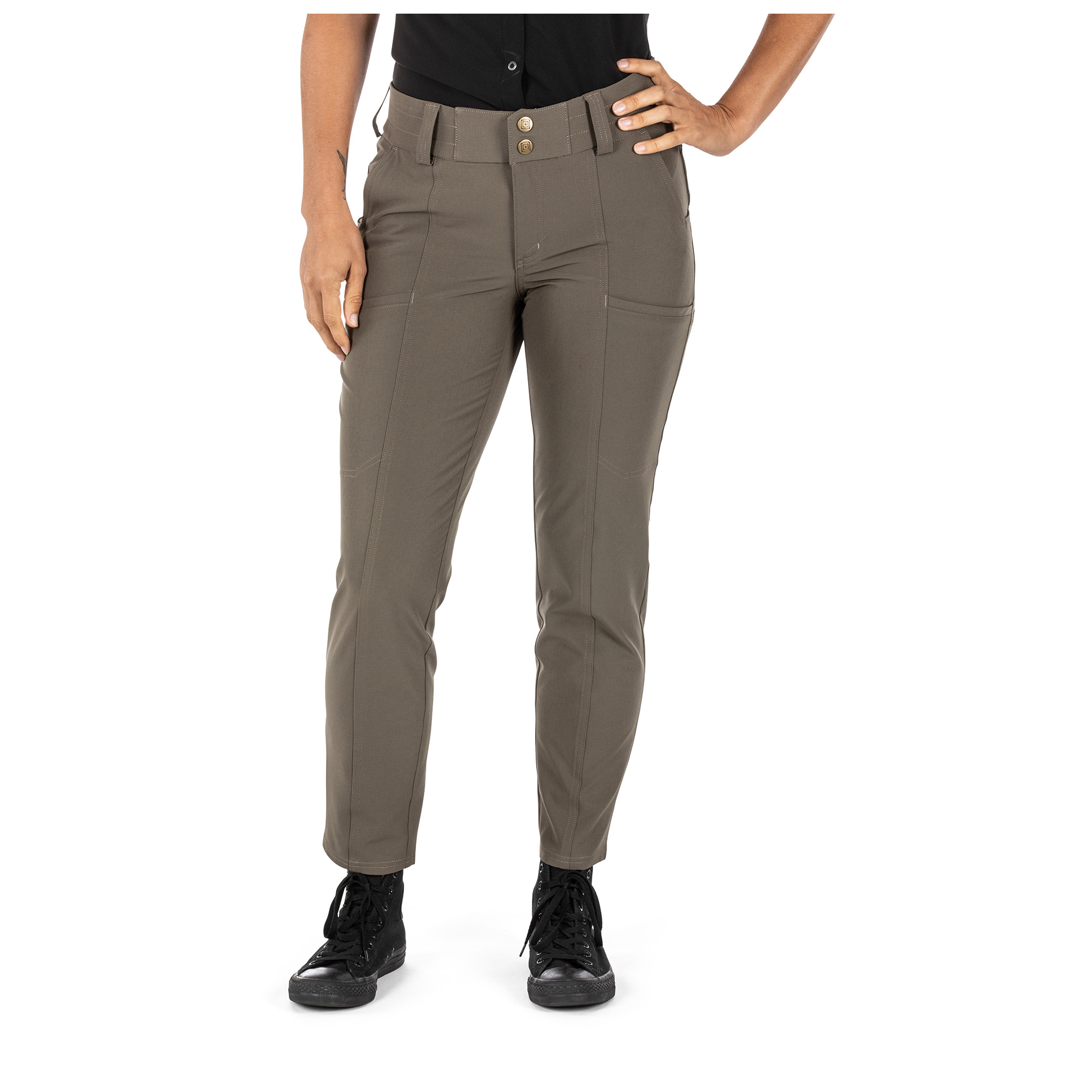 5.11 Tactical Women's Vista Pant (Green), Size 6/R (Cargo Pant)