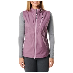 Women's Cascadia Windbreaker Packable Vest