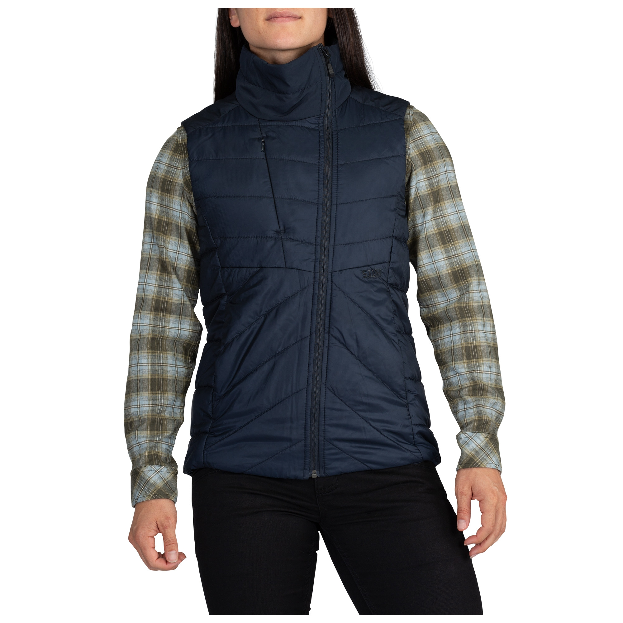 5.11 Tactical Women Womens Peninsula Insulator Packable Vest, Size S (CCW Concealed Carry)