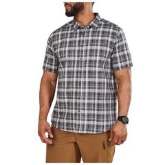 Wyatt Short Sleeve Plaid Shirt