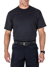 Professional Pocketed T-Shirt