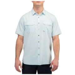 Herringbone Short Sleeve Shirt