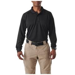 Performance Long Sleeve Polo