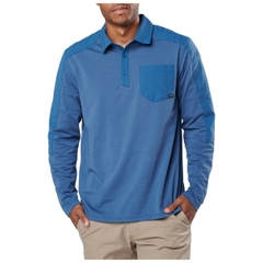 Artillery Long Sleeve Polo