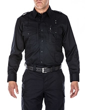 Twill PDU® Class B Long Sleeve Shirt