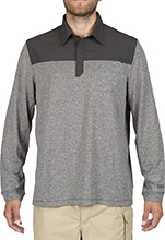 Rapid Long Sleeve Polo