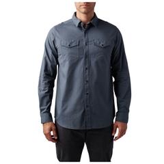 Gunner Solid Long Sleeve Shirt