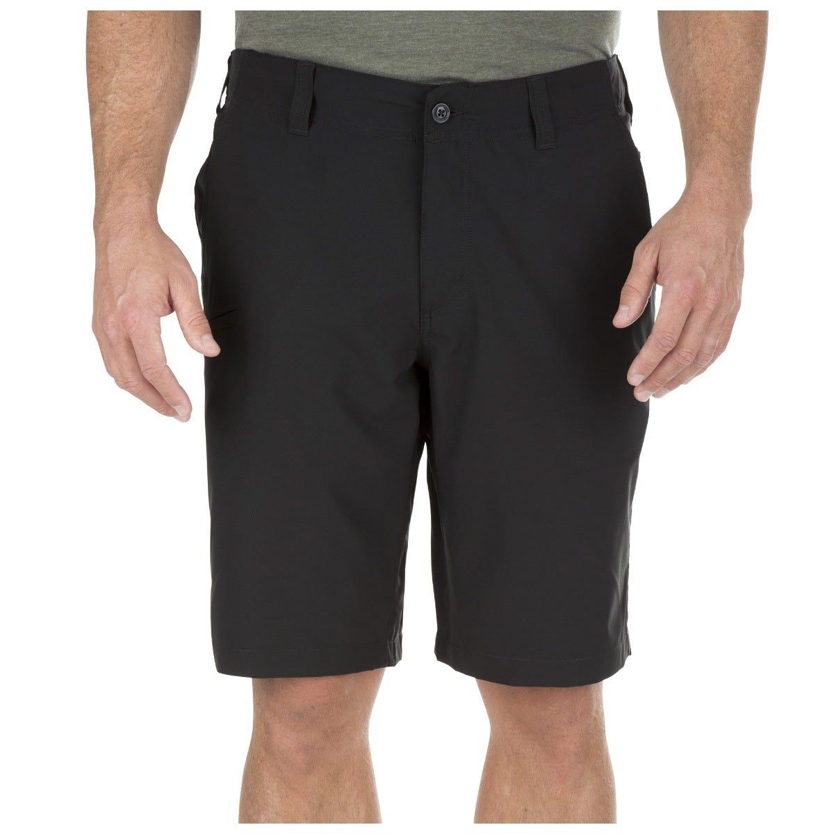 5.11 Tactical Men's Base Short (Black) thumbnail