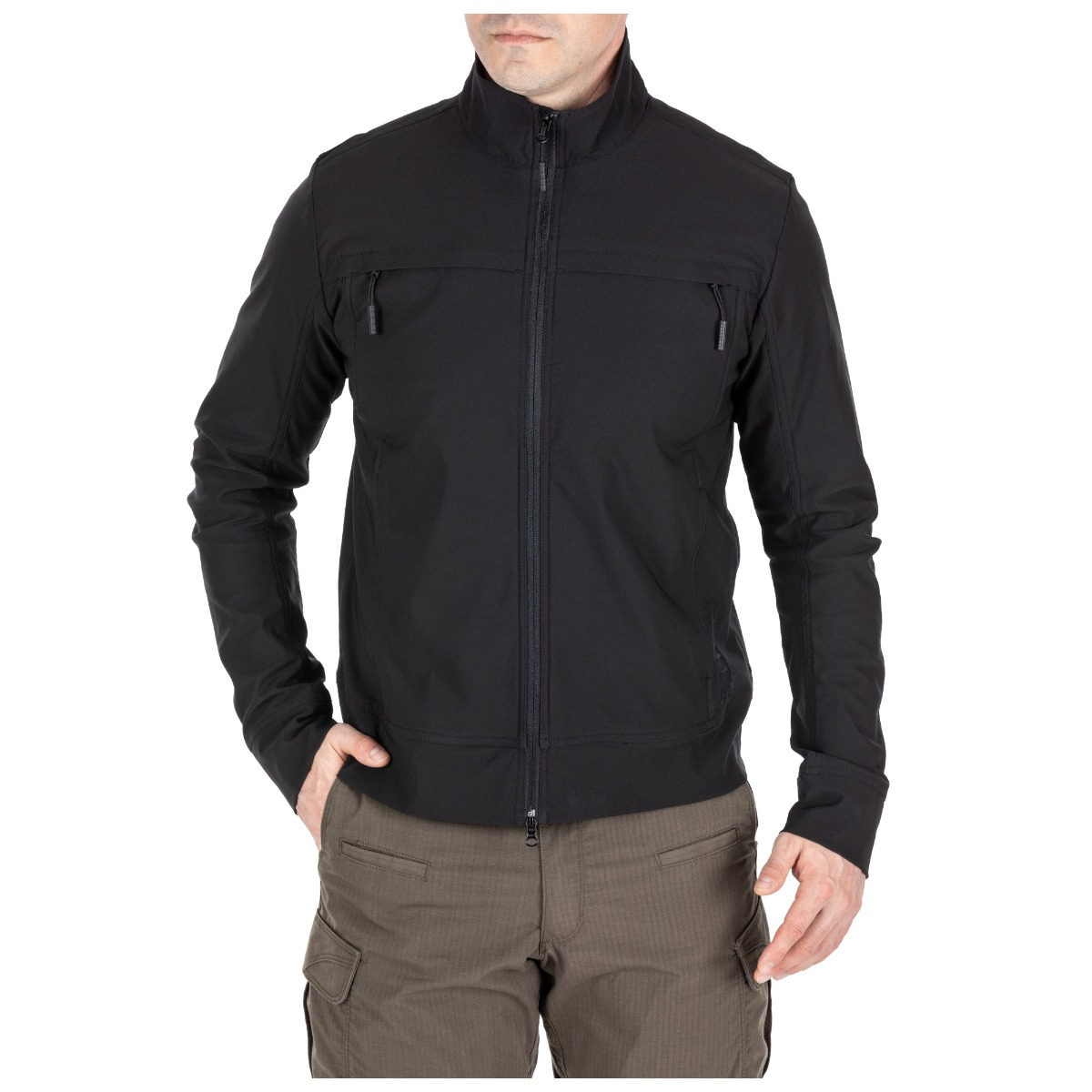 5.11 Tactical Men's Preston Jacket, Size L (CCW Concealed Carry)