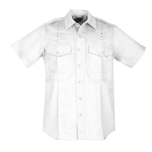 Flex-Tac Stretch Fabric Style 71354 Teflon Finish 5.11 Tactical Mens Stryke Short Sleeve Polo Shirt