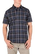 Hunter Plaid Short Sleeve Shirt