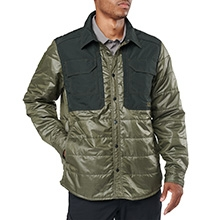 Peninsula Insulator Shirt Jacket