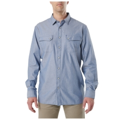 Buckshot Chambray Shirt