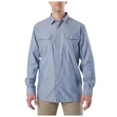 Buckshot Chambray Shirt