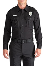 Class A Flex-Tac® Poly/Wool Long Sleeve Shirt