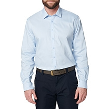 Mission Ready Fitted Long Sleeve Shirt