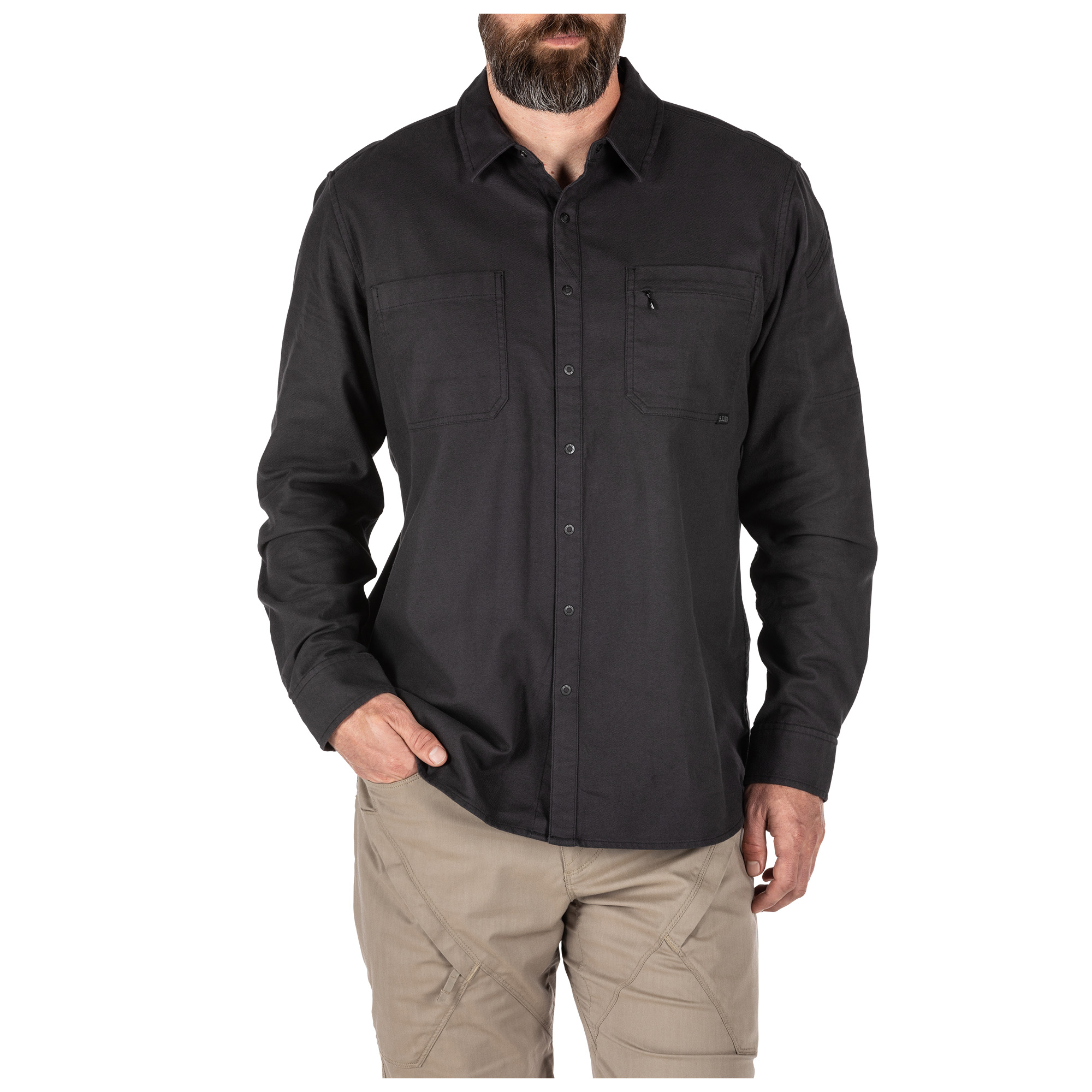 5.11 Tactical Men Hawthorn Long Sleeve Shirt