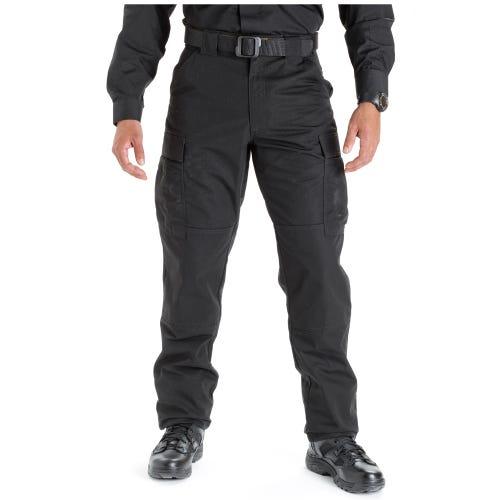 5.11 Tactical Cargo Pants Black Size 34 A1718 AB