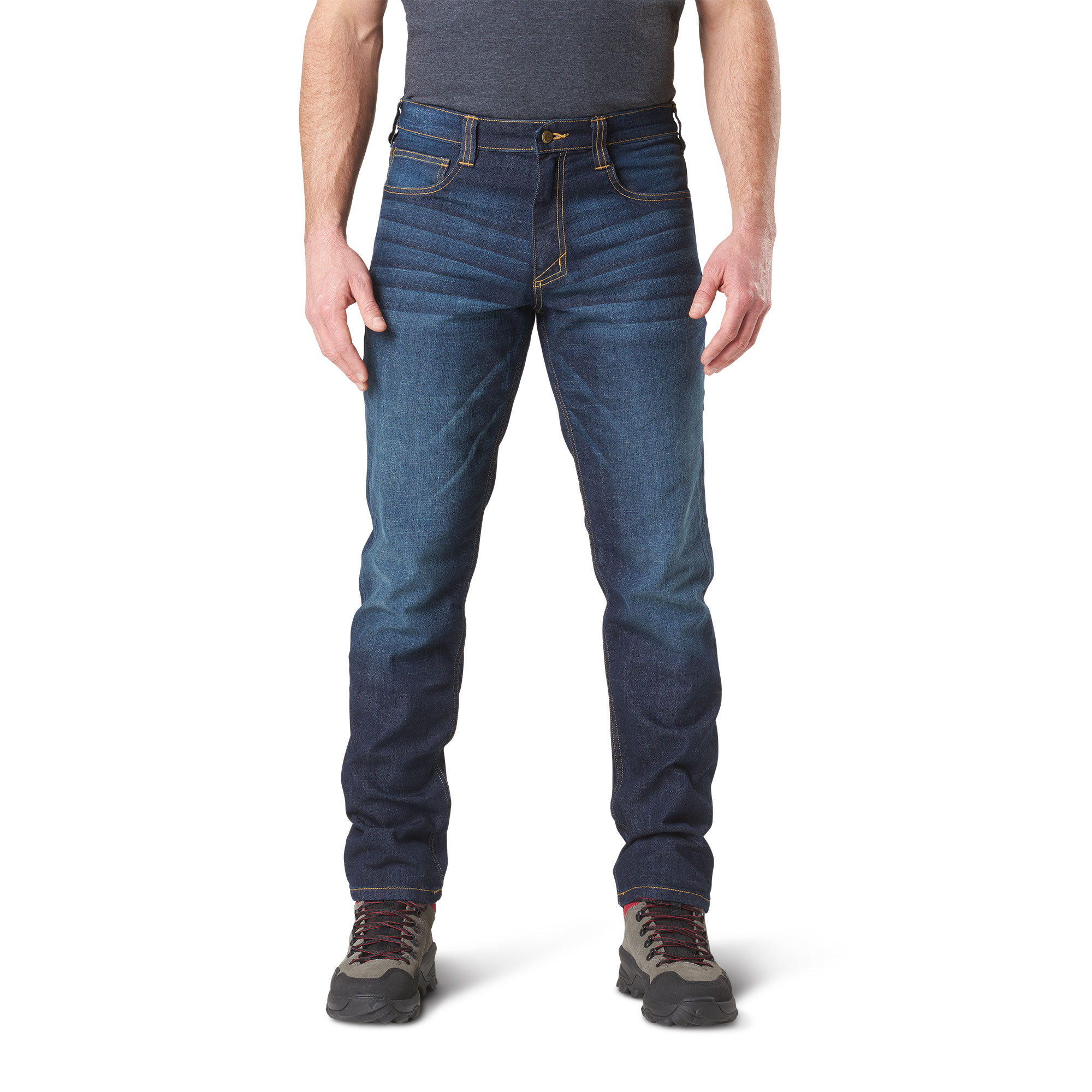 7c9194892a3 image of Defender-Flex Slim Jean with sku 888579132229