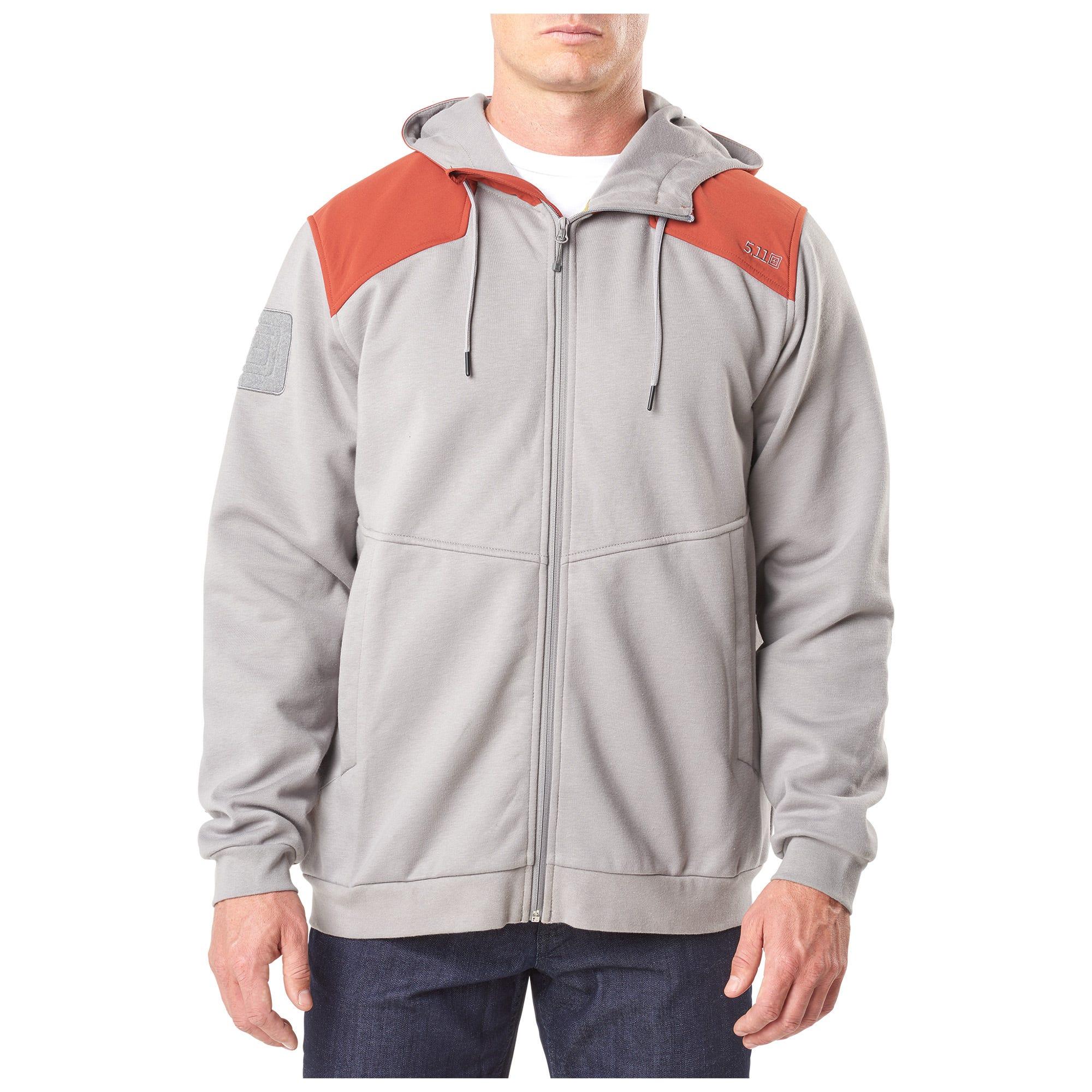 5.11 Tactical Men Armory Jacket (Grey) thumbnail
