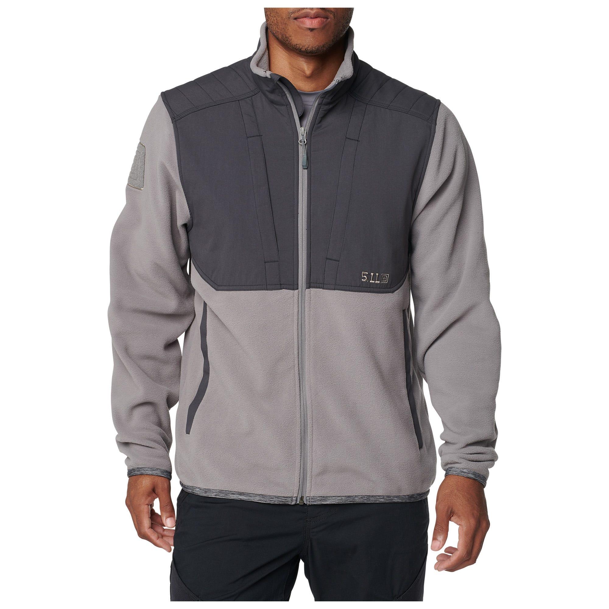 5.11 Tactical Men Apollo Tech Fleece Jacket