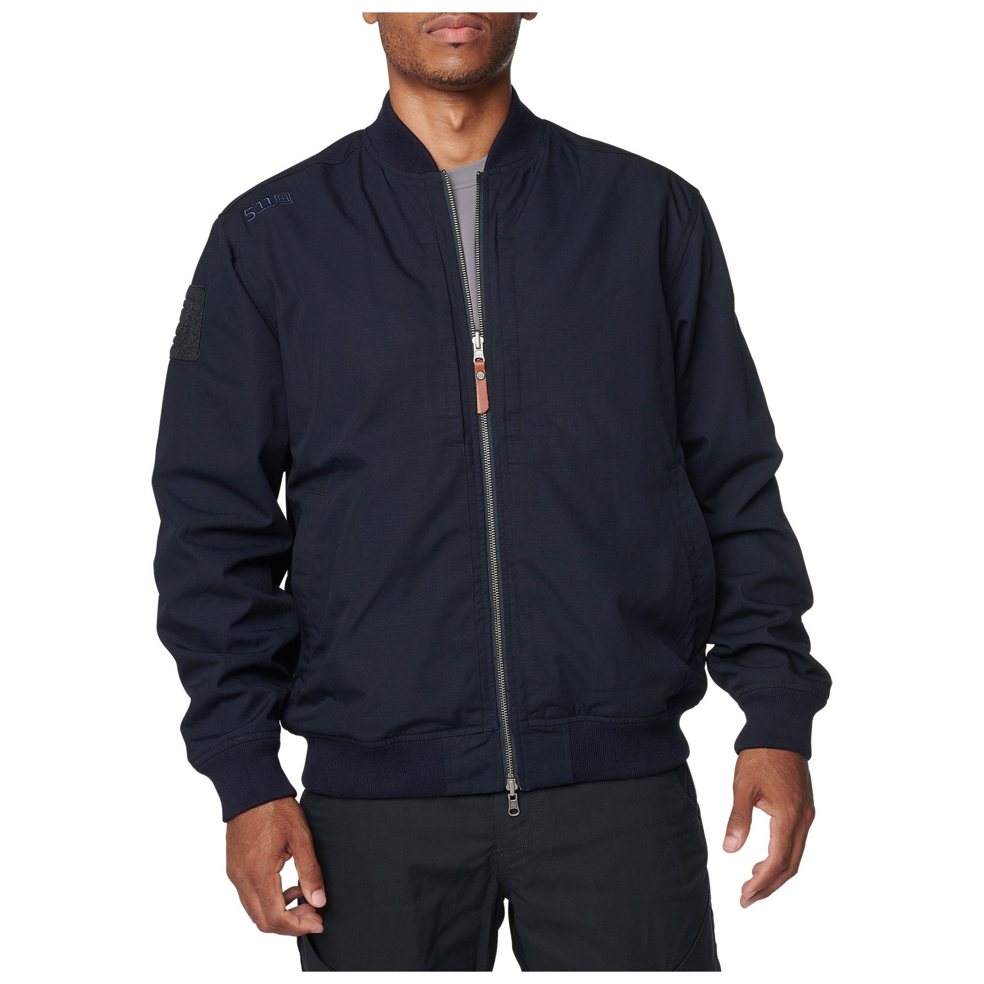5.11 Tactical Men's Revolver Reversible Jacket (Blue)