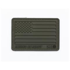 Fatigue Series - USA Flag Patch