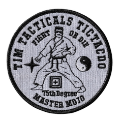 Tim Tictacdo Patch