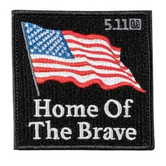 Home Of The Brave Patch